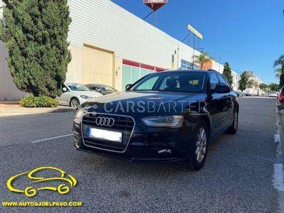 usado Audi A4 Avant 2.0tdi Dpf 177 177 cv en Malaga