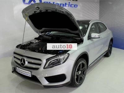 usado Mercedes GLA200 Clase GLAd AMG Line