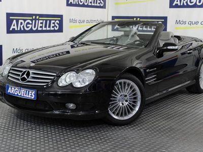 usado Mercedes SL55 AMG AMG 500cv