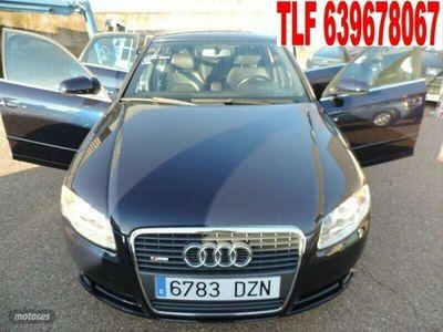 usado Audi A4 2.0 TDI 140cv