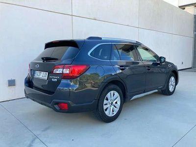 usado Subaru Outback 2.0TD Executive Plus Lineartronic