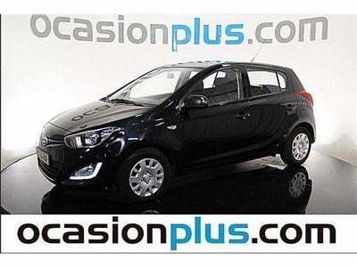 usado Hyundai i20 1.4 CRDI Tecno II 66kW (90CV)