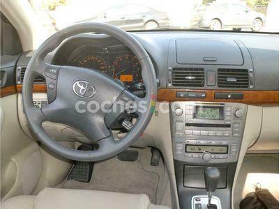 usado Toyota Avensis 2.4 Executive Aut. 163 cv en Barcelona