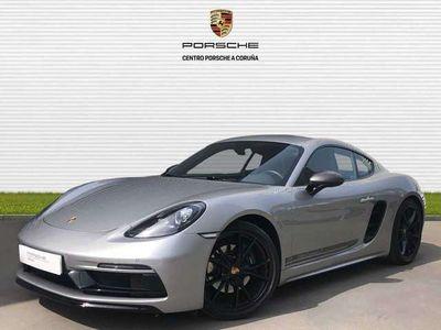 usado Porsche Boxster CAYMAN T