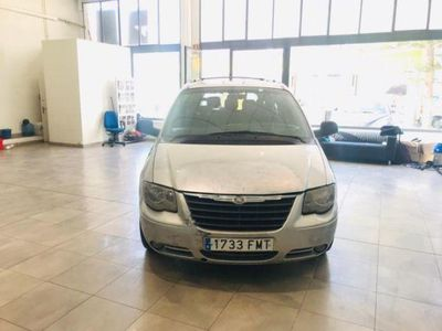 usado Chrysler Grand Voyager 2.8CRD Limited Aut.