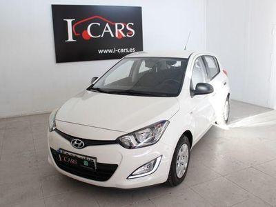 usado Hyundai i20 1.2 CVVT City S