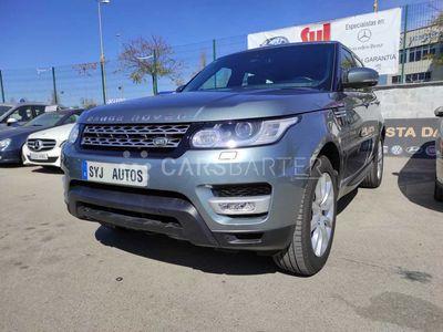 usado Land Rover Range Rover Sport 3.0 SDV6 292cv HSE 6p