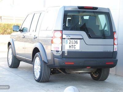 usado Land Rover Discovery 4 3.0 TDV6 S 211cv