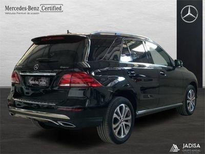 usado Mercedes GLE350 Clase GLEd 4Matic 190 kW (258 CV)