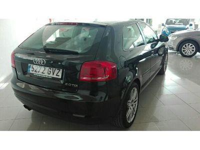 usado Audi A3 2.0TDI 140cv-DIESEL-GARANTIA 1 AÑO-