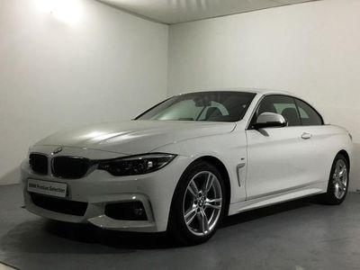 usado BMW 420 420 d Cabrio 140 kW (190 CV)