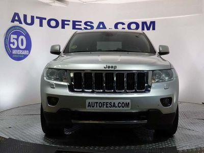 usado Jeep Grand Cherokee 3.0 CRD V6 241cv 4x4 Limited 5p Auto del 2012