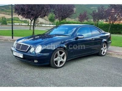 usado Mercedes CLK320 Clase ClkElegance 218 cv en Navarra