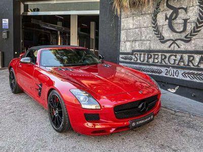 usado Mercedes SLS AMG Clase AMG Roadster