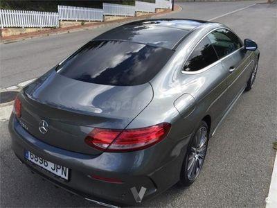 usado Mercedes E250 Clase C C Coupe D Amg Line 2p. -16