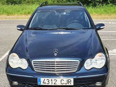 usado Mercedes C200 Familiar K Classic