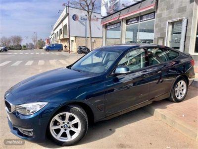 usado BMW 318 Gran Turismo Serie 3 F34 Diesel NACIONAL LIBRO