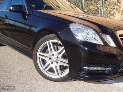 usado Mercedes E220 CDI BE Avantgarde 7G Plus