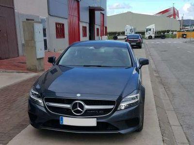 usado Mercedes CLS250 BT Aut.