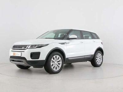 usado Land Rover Range Rover evoque 2.0 TD4 150 CA se 4