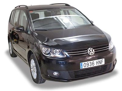 usado VW Touran 1.6TDI Advance BMT 105