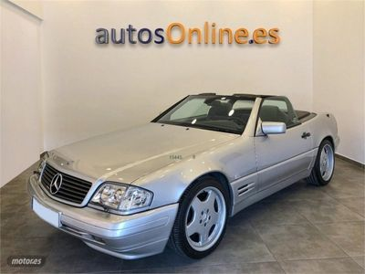 second-hand Mercedes SL500 SLAUTO
