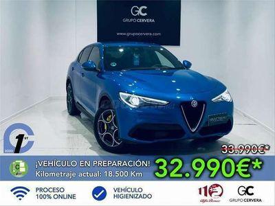 usado Alfa Romeo Stelvio 2.0 First Edition II Q4 Aut. 280
