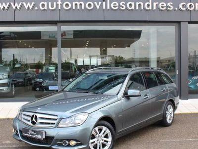 usado Mercedes 180 Clase C EstateBE Avantgarde 7G Plus