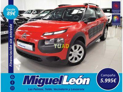 usado Citroën C4 Cactus PureTech 60KW 82CV Feel Edition, Segunda Mano, Las Palmas