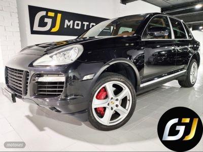 usado Porsche Cayenne Turbo Auto