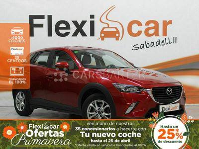 usado Mazda CX-3 2.0 SKYACTIV GE Style Nav 2WD 5p