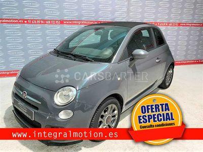 usado Fiat 500C S 1.2 69CV 3p