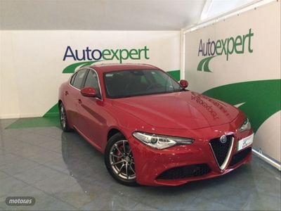 usado Alfa Romeo Giulia 2.2 Diesel 110kW 150CV Super AT