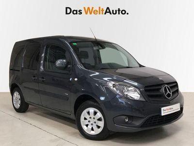 usado Mercedes Citan 111 CDI Tourer Select Largo 81 kW (110 CV)