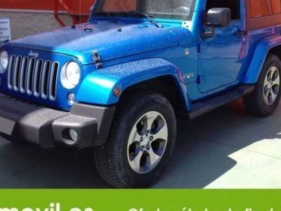 usado Jeep Wrangler 3.6 Sahara Aut.