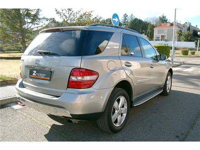 usado Mercedes ML500 Clase M