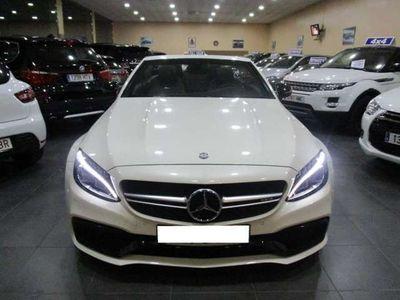 usado Mercedes C63 AMG Cabrio AMG S 7G Plus