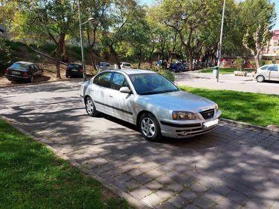 usado Hyundai Elantra 2.0CRDi Style 4p.