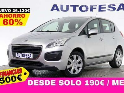 usado Peugeot 3008 1.6 BlueHDi 120cv Access 5p S/S # IVA DEDUCIBLE