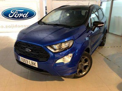 usado Ford Ecosport 1.0T EcoBoost 92kW (125CV) S&S ST Line