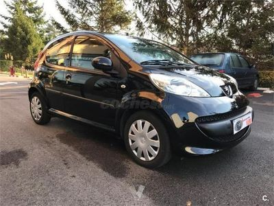 usado Peugeot 107 1.4 Hdi Urban 5p. -09