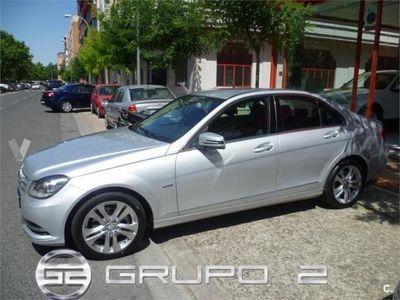 usado Mercedes C220 Clase CCdi Be Avantgarde Blue Effic. Ed. 4p. -12
