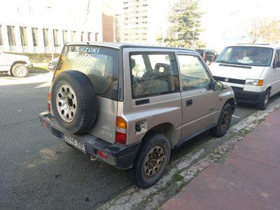 käytetty Suzuki Vitara 1.9TD Techo Metálico