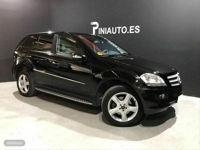 usado Mercedes ML320 320CDI 4M Aut.