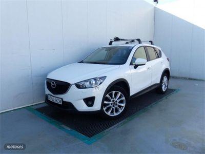 brugt Mazda CX-5 2.2 150cv DE 4WD Luxury