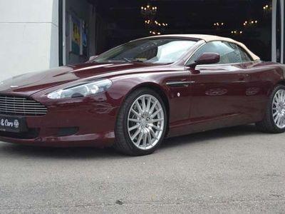 usado Aston Martin DB9 Volante Touchtronic2