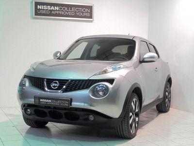 gebraucht Nissan Juke 1.5 DCI TEKNA PREMIUM 5P