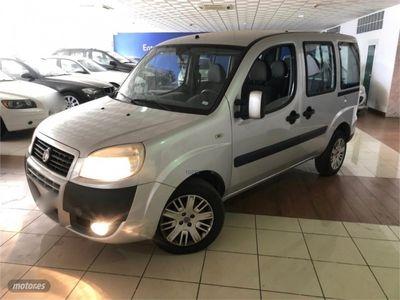 gebraucht Fiat Doblò Combi Dynamic 1.9 Multijet