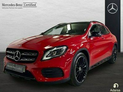 usado Mercedes GLA200 no aplica