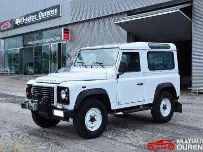 usado Land Rover Defender Comercial 90 SW E 4pl.